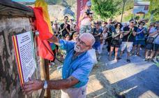 Una marcha alternativa recuerda la muerte de Lorca