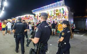 Ocho consejos policiales para vivir una Feria de Almería sin sustos