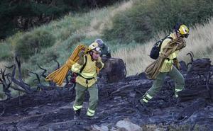 El fuego en Sierra Nevada reaviva la necesidad de un retén de bomberos en la zona