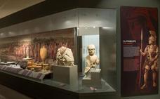 El Museo Íbero se desinfla y tiene menos visitas ya que el Arqueológico de Úbeda o el Provincial