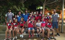 El Club de Mar Almería triunfa en la Semana Náutica de Melilla en todas las categorías