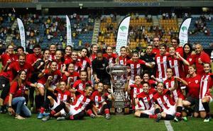El Athletic femenino hace historia tras ganar en la tanda de penaltis (1-1)