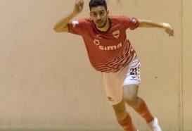 Ismael Jorges también renueva su compromiso con el Sima Peligros