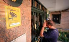 El temor a más robos triplica la instalación de alarmas en pisos de Granada