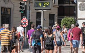 Granada, la olla a presión de Andalucía: 5 días en alerta roja por calor