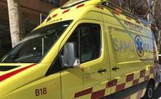 Muere aplastada por la furgoneta de la que acababa de apearse y en la que estaban sus hijos