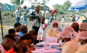 Detectan dos casos de ébola en una nueva provincia del este de RD Congo