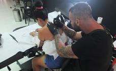 Los tatuajes del creador almeriense Rodrigo Gálvez