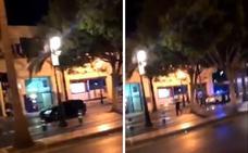 La Policía Local de Marbella dispara contra un coche que intentó atropellar a un agente en Puerto Banús