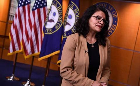 La congresista estadounidense rechaza las condiciones de Israel para visitar a su abuela