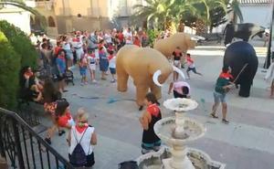 San Fermín pasa por Fuerte del Rey por segundo año consecutivo