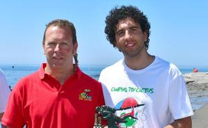 Savins Puertas Martín, nuevo campeón Europeo de ajedrez submarino en Carchuna