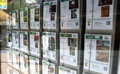 De 250.000 euros en 2008 a 141.500 euros por el bajón de los pisos en Jaén capital
