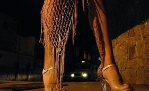 Viola y rompe la mandíbula de una paliza a una prostituta que no accedió a sus peticiones