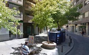 Cortada el tráfico una concurrida y céntrica calle de Granada desde el lunes hasta el 1 de septiembre