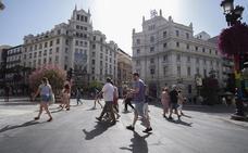 Los pasos de cebra, los nuevos puntos negros de Granada