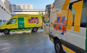 Un muerto y dos heridos en una colisión entre dos vehículos en Níjar (Almería)