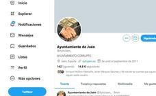 Hackean con amenazas de muerte al alcalde la cuenta de Twitter del Ayuntamiento de Jaén