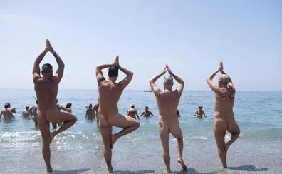 Cantarriján brinda por el nudismo