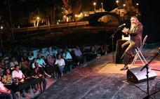 'El Cigala' llena El Majuelo para celebrar los quince años de su disco 'Lágrimas negras'