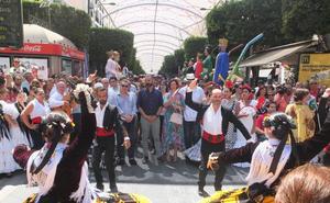 El Mediodía llena de sabor Almería