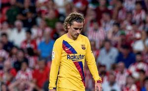 Olhats afirma que el Barcelona contactó con Griezmann en febrero