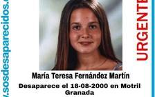 Casi dos décadas sin María Teresa