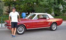 «Llevaba años buscando este Mustang»