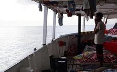 El Open Arms rechaza la oferta de Sánchez para desembarcar en Algeciras