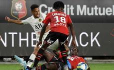 El PSG fracasa ante el Rennes de Camavinga