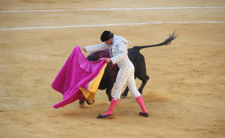 Asi fue la primera corrida de la Feria de Almería