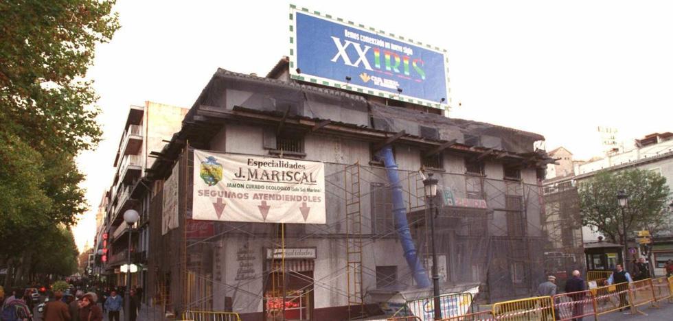 El Zaida: el hotel que fue demolido para que no se viniera abajo sobre los peatones
