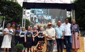 El concurso de gastronomía de Feria celebra sus bodas de plata