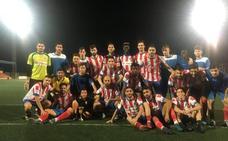El Poli Almería gana el 'Ciudad de Almería' al Huércal Overa CF