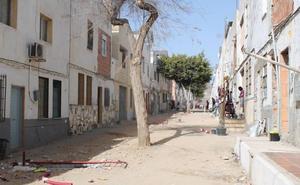 Licitan por 100.000 euros la zona de juegos y el aparcamiento de Los Almendros