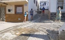Detenido por matar de una puñalada a su yerno en plena calle en Deifontes (Granada)