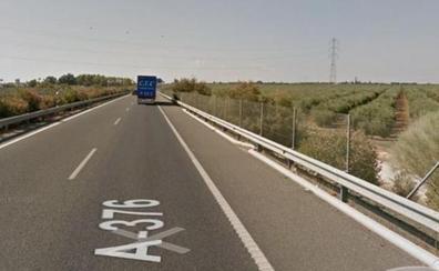 Muere al salirse de la carretera con la furgoneta que había robado a un repartidor de pan