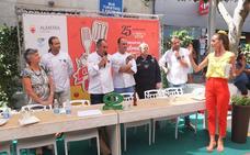 Concurso gastronómico de este martes en la Feria