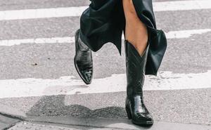 Tendencia western: estas son las botas cowboy que necesitas para el otoño