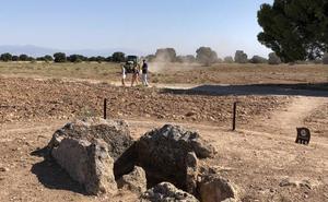 Una excursión a tumba abierta por Gorafe