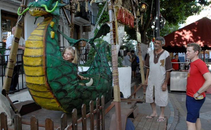 Lanjarón vuelve a la Edad Media con su Mercado Medieval