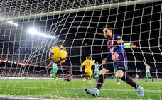 Messi, entre los diez candidatos al trofeo Puskas al mejor gol