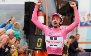 Tom Dumoulin cambia el equipo Sunweb por el Jumbo