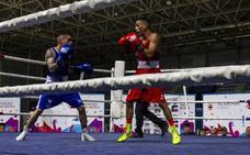 La velada de Feria de boxeo muestra la nueva generación de púgiles