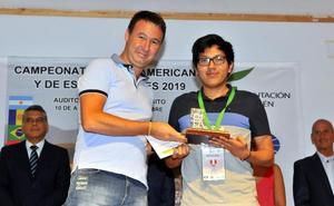 Cori, campeón en un triple empate con Albornoz y Vallejo