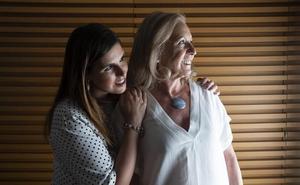 «Nos llevamos bien sin olvidar que una es la madre y otra la hija»