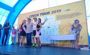 Díaz Gallego se corona como el mejor escalador en la Vuelta a Chequia