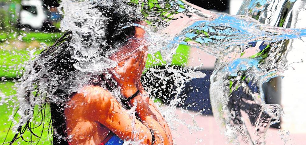El cambio climático elevará dos grados y medio la temperatura de Almería en 2050