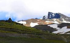 Iconos de Sierra Nevada