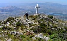 En el calar de la cruz
